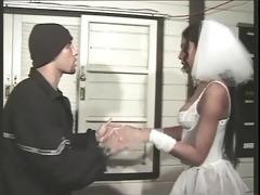 hot shemale bride