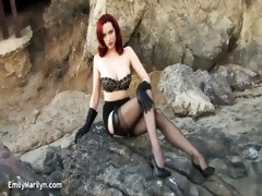 emily marilyn in california dreamin&#039 ~