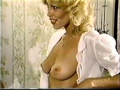 vintage golden blonde
