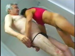 mature guy t live without his transsexual friend