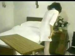 vintage nurse double penetration