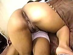 hawt vintage 3some scene