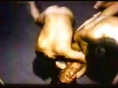 awesome jim cassidy movie scene - threesome!