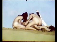 turkish vintage porn - sex at desert