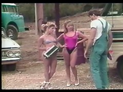 ginger lynn copulates gas station attendant