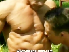 muscle hunks fucking