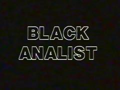 dark anal-ist (1987)