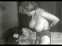 virginia bell breasty vintage retro clip