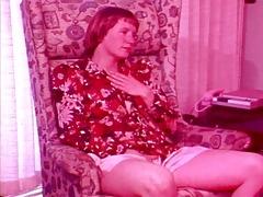 vintage 70s porn - orall-service and masturbation