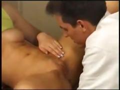 golden-haired sex