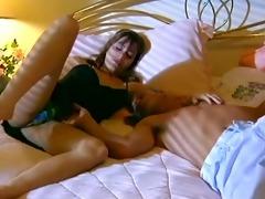 sierra &; marc wallace in anal coed