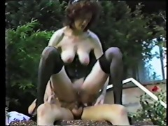 retro sadomasochism - outlandish - saggy tits -