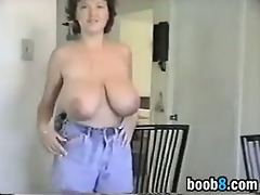 chick with large boobs getting fucked