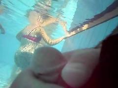 big mix of underwater masturbating no. 5 (no cum)