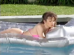 aja - hot classic babe