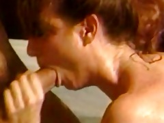 jessica wylde wet retro chick gyriating on jock