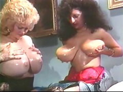 busty lesbian babes vintage