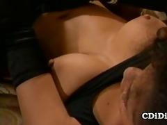 nina deponca - darksome on dark vintage sex scene
