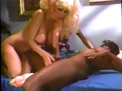 betty boobs (blond), swarthy ayes (black) &;