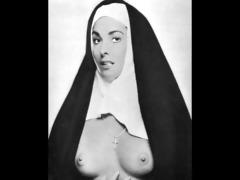 black--widow slideshow-nun fetish!