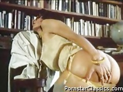 annette haven classic blowjob hairpussy
