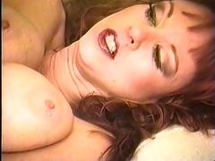 classic breasty redhead cougar roxy rider