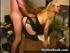 this is a vintage porno with a bbw who happens to