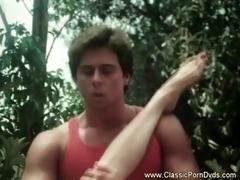 have a fun three-some classic porn