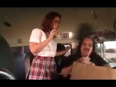 ron jeremy and tweety valentine - busdriver