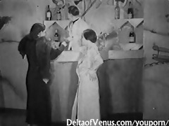 authentic vintage porn 1930s - ffm trio