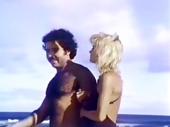 ginger lynn, ron jeremy - surf, sand & sex -