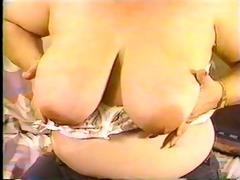 bulky fannies #07 (scene 4) (bbw masturbate)