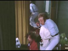 ursula marty nude - stewardesses report (1971)