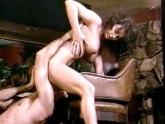 passionate pair in this seductive scene