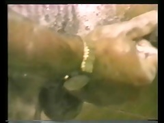 vintage brazilian shower vid - julia reaves