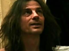 rock drummer dinos sex (donald sachs)