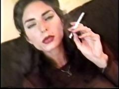 i smoke alone...