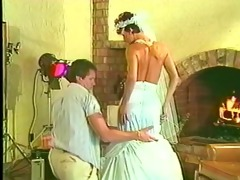 bride cum shooting