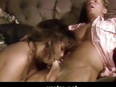 retro porn episode with facial