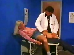 vintage porn- young girl at the doctor...f70