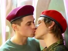 raw soldiers - scene 1