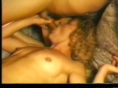 vintage milf acquires double stuffed - dane