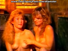 nikki charm in hot lesbo pool sex