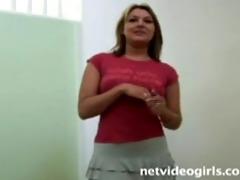 netvideogirls - vintage calendar auditions