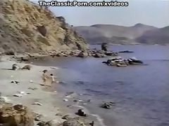 classic porn for sexy angel on the seashore