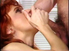 vintage red head mother i sex with prison guard