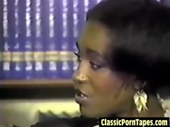 hot interracial lesbian from the eighties