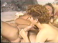 classic 90s redhead getting porked