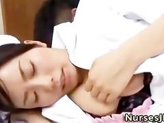 sixtynine asian nurse