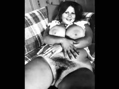 bushy pussies (vintage)